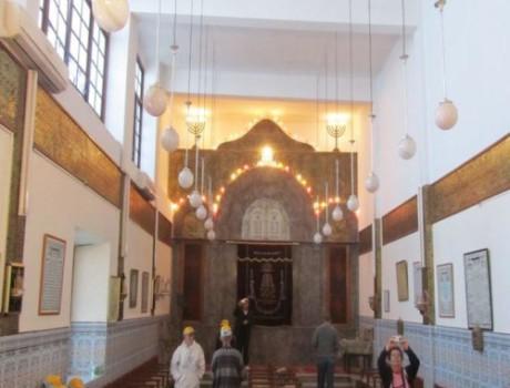 """בית הכנסת """"הגירוש"""" במרוקו"""