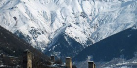 טיול לגיאורגיה (גרוזיה) בחורף