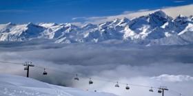 נופש סקי בדולומיטים