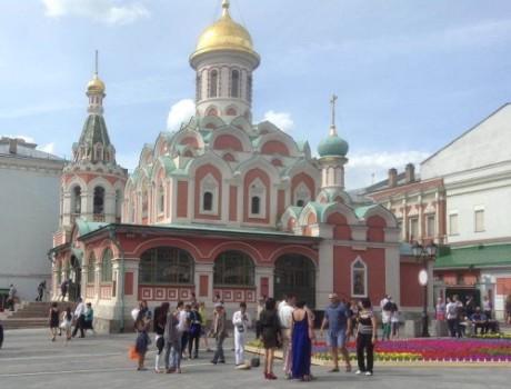 המלצה על טיול לרוסיה