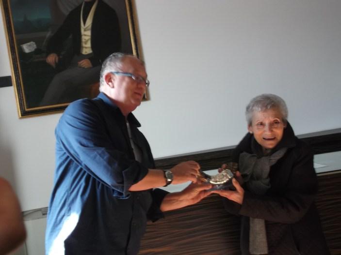 פיטיליאנו, איטליה - גב' הלנה סרווי