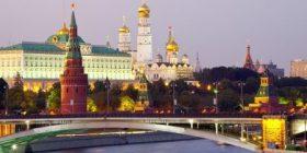 מלון Azimut Hotel Olympic במוסקבה