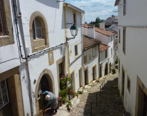 בית הכנסת בטרנקוסו, פורטוגל