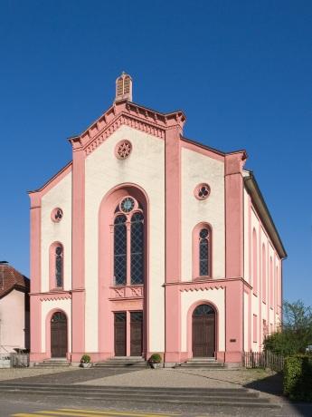 בית הכנסת העתיק בשוויץ