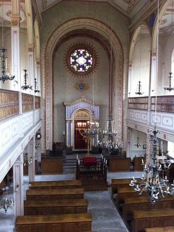 בית הכנסת העתיק בדאבוס, שוויץ