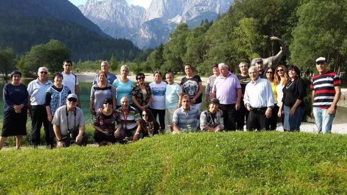 טיול מאורגן לסלובניה וקרואטיה