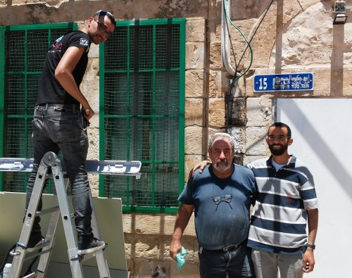 נופש שבועות מרגש בירושלים