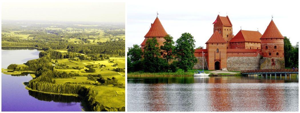 טיולים מאורגנים לליטא